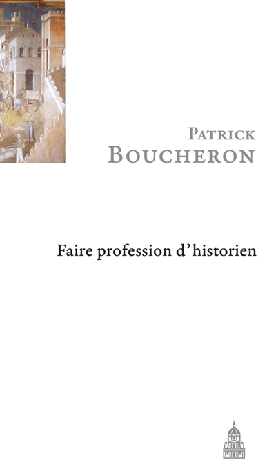 FAIRE PROFESSION D HISTORIEN